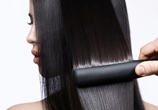 Keratin-Treatment